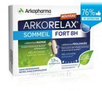 Arkorelax Sommeil Fort 8h Comprimés B/15 à Saint-Maximim