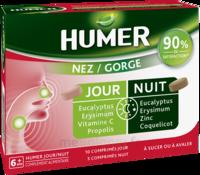 Humer Nez/gorge Jour&nuit 15 Comprimés à Saint-Maximim