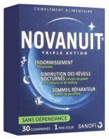 Novanuit Triple Action Comprimés B/30 à Saint-Maximim