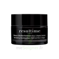 Resultime Masque détoxifiant revitalisant Pot/50ml à Saint-Maximim