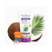 Puressentiel Anti-poux Shampooing masque traitant 2 en 1 Anti-Poux avec peigne - 150 ml à Saint-Maximim