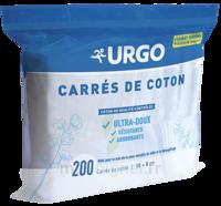 Urgo Carrés De Coton 8x10cm Non Stérile B/200 à Saint-Maximim