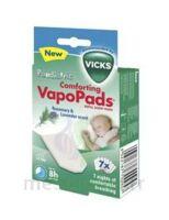 VICKS COMFORTING VAPOPADS PEDIATRIC, bt 7