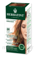 HERBATINT TEINTURE, blond clair cuivré, n° 8R, 2 fl 60 ml à Saint-Maximim