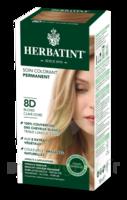 HERBATINT TEINTURE, blond clair doré, n° 8D, 2 fl 60 ml à Saint-Maximim