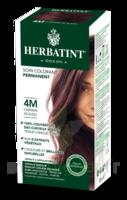 HERBATINT TEINTURE, châtain acajou, n° 4M, 2 fl 60 ml à Saint-Maximim