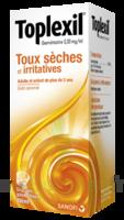 TOPLEXIL 0,33 mg/ml, sirop 150ml à Saint-Maximim