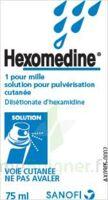 Hexomedine 1 Pour Mille, Solution Pour Pulvérisation Cutanée En Flacon Pressurisé à Saint-Maximim