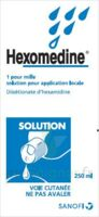 Hexomedine 1 Pour Mille S Appl Loc Fl/250ml à Saint-Maximim