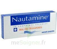 NAUTAMINE, comprimé sécable à Saint-Maximim
