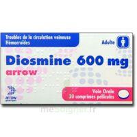 Diosmine Arrow 600 Mg, Comprimé Pelliculé à Saint-Maximim
