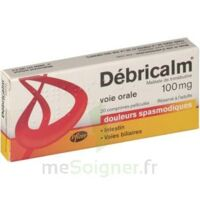 DEBRICALM 100 mg, comprimé pelliculé à Saint-Maximim