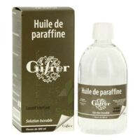 HUILE DE PARAFFINE GIFRER solution buvable Fl/500ml à Saint-Maximim