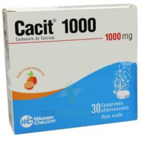 CACIT 1000 mg, comprimé effervescent à Saint-Maximim