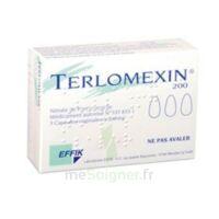 TERLOMEXIN 200 mg, capsule molle vaginale à Saint-Maximim