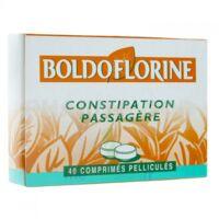 BOLDOFLORINE 1 Cpr pell constipation passagère B/40 à Saint-Maximim