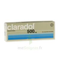 CLARADOL 500 mg, comprimé sécable à Saint-Maximim
