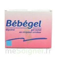 Bebegel, Gel Rectal En Récipient Unidose à Saint-Maximim