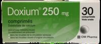 DOXIUM 250 mg, comprimé à Saint-Maximim