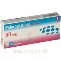 PHLOROGLUCINOL ARROW 80 mg Cpr orodisp Plq/10
