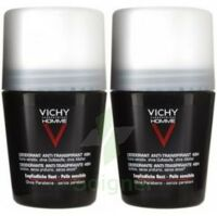 VICHY ANTI-TRANSPIRANT HOMME Bille anti-trace 48h LOT à Saint-Maximim