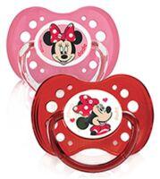 Dodie Disney sucettes silicone +18 mois Minnie Duo à Saint-Maximim