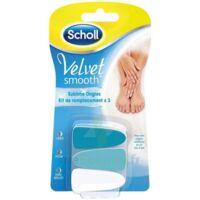 Scholl Velvet Smooth Ongles Sublimes kit de remplacement à Saint-Maximim
