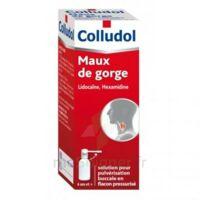 COLLUDOL Solution pour pulvérisation buccale en flacon pressurisé Fl/30 ml + embout buccal à Saint-Maximim