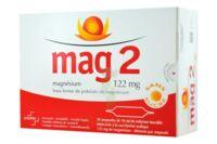 Mag 2 122 Mg S Buv En Ampoule Sans Sucre édulcoré à La Saccharine Sodique 30amp/10ml à Saint-Maximim