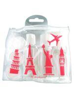 Kit flacons de voyage à Saint-Maximim