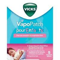 VICKS VAPOPATCH ENFANTS à Saint-Maximim