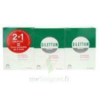Silettum Nutrition Du Cheveu 60 X2 + 60 Offertes à Saint-Maximim
