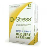 D-stress, Boite De 80 à Saint-Maximim