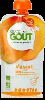 Good Goût Alimentation infantile mangue Gourde/120g à Saint-Maximim