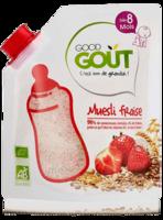 Good Gout Cereales Muesli Fraise Bio Des 8 Mois 200g à Saint-Maximim