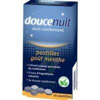DOUCENUIT ANTIRONFLEMENT PASTILLES à la menthe, bt 16 à Saint-Maximim