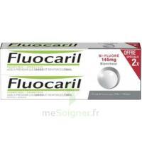 Fluocaril Bi-Fluoré 145 mg Pâte dentifrice blancheur 2*75ml à Saint-Maximim