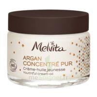 MELVITA ARGAN CONCENTRÉ PUR crème-huile jeunesse BIO à Saint-Maximim