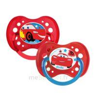 Dodie Disney sucettes silicone +18 mois cars Duo à Saint-Maximim