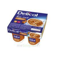 Delical Riz Au Lait Nutriment Caramel Pointe De Sel 4pots/200g à Saint-Maximim