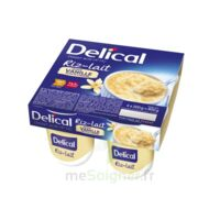 DELICAL RIZ AU LAIT Nutriment vanille 4Pots/200g à Saint-Maximim