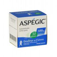 Aspegic 500 Mg, Poudre Pour Solution Buvable En Sachet-dose 30 à Saint-Maximim