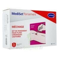 MediSet® set de pansement Plaie Chronique Méchage - Boîte de 5 soins à Saint-Maximim