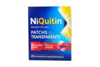 NIQUITIN 7 mg/24 heures, dispositif transdermique B/28 à Saint-Maximim