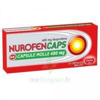 Nurofencaps 400 Mg Caps Molle Plq/10 à Saint-Maximim