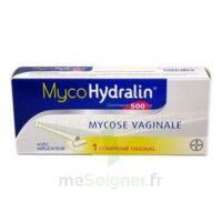 MYCOHYDRALIN 500 mg, comprimé vaginal à Saint-Maximim