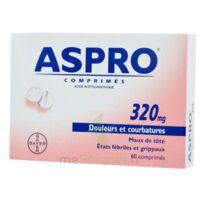 Aspro 320 Mg, Comprimé à Saint-Maximim