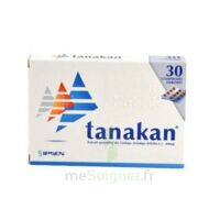 TANAKAN 40 mg, comprimé enrobé PVC/alu/30 à Saint-Maximim