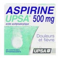 Aspirine Upsa 500 Mg, Comprimé Effervescent à Saint-Maximim