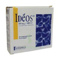 Ideos 500 Mg/400 Ui, Comprimé à Sucer Ou à Croquer à Saint-Maximim